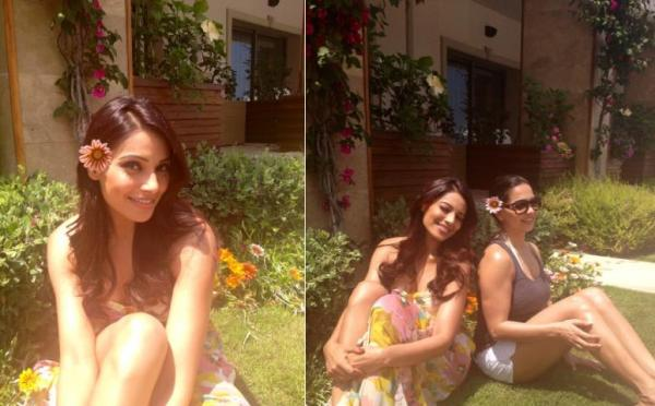 Bipasha Basus Cypriot Date With Baklava
